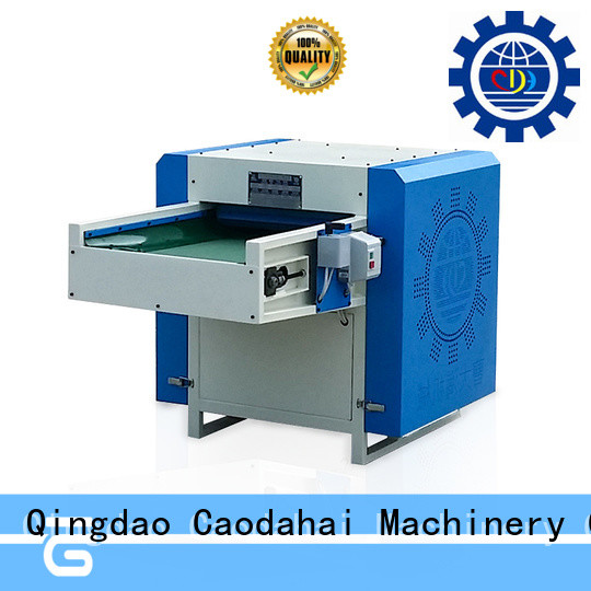 Caodahai approved fiber opening machine manufacturers factory for industrial