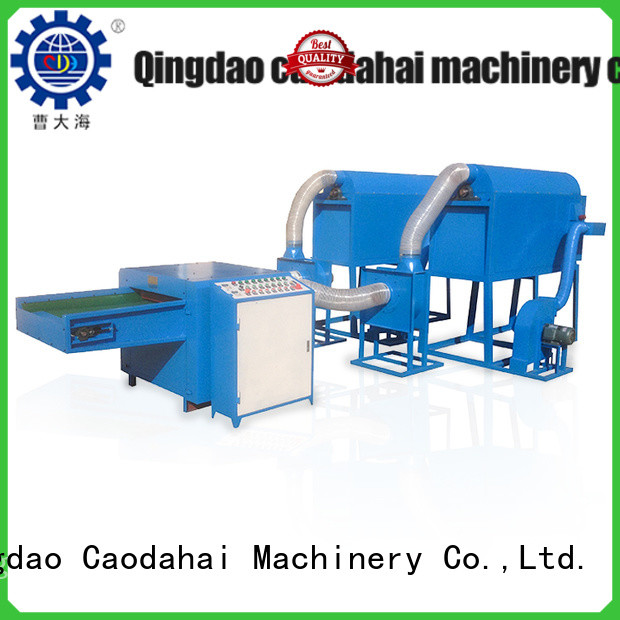 Caodahai top quality pearl ball pillow filling machine for plant