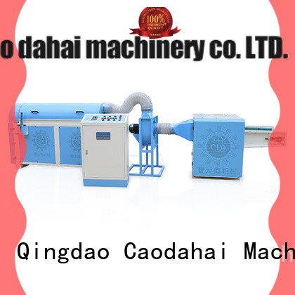 Caodahai automatic ball fiber toy filling machine for business