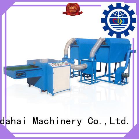 Caodahai top quality ball fiber stuffing machine design for business