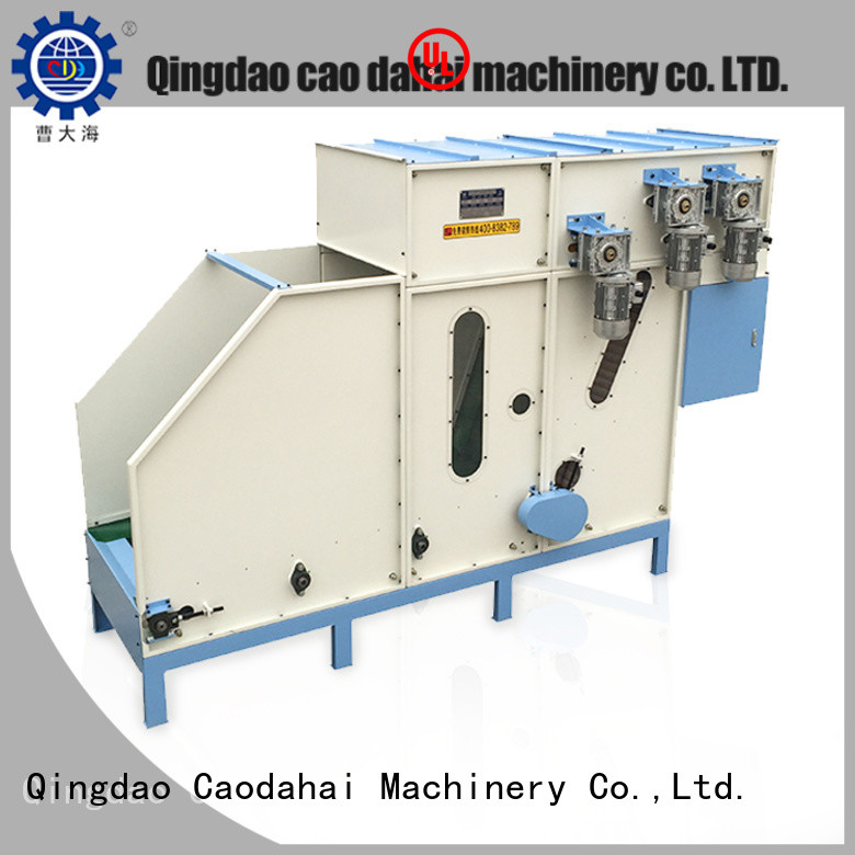 cotton bale opener machine series for commercial Caodahai
