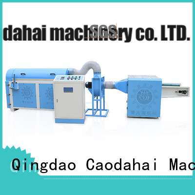 Caodahai top quality ball fiber stuffing machine with good price for business