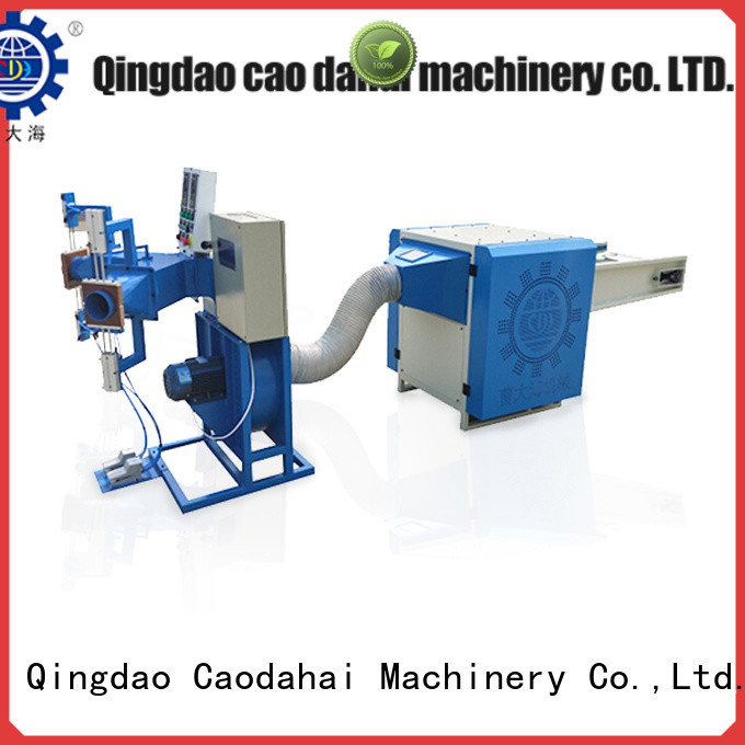 sturdy pillow manufacturing machine personalized for production line
