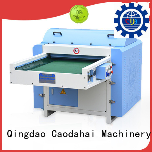 Caodahai carding polyester fiber opening machine design for manufacturing