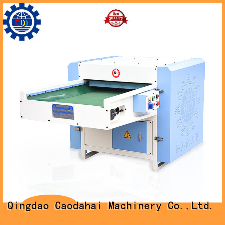 approved polyester fiber opening machine with good price for commercial
