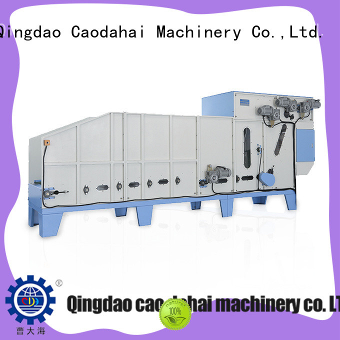 Caodahai hot selling bale opener machine manufacturers directly sale for commercial