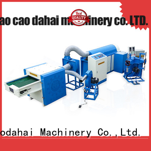 Caodahai ball fiber toy filling machine with good price for work shop