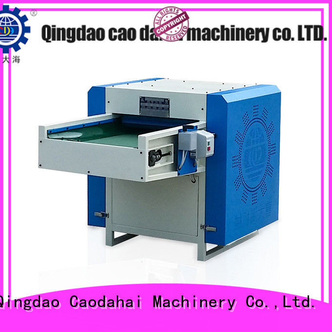 Caodahai polyester fiber opening machine inquire now for industrial