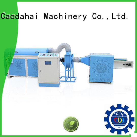 excellent ball fiber toy filling machine design for plant