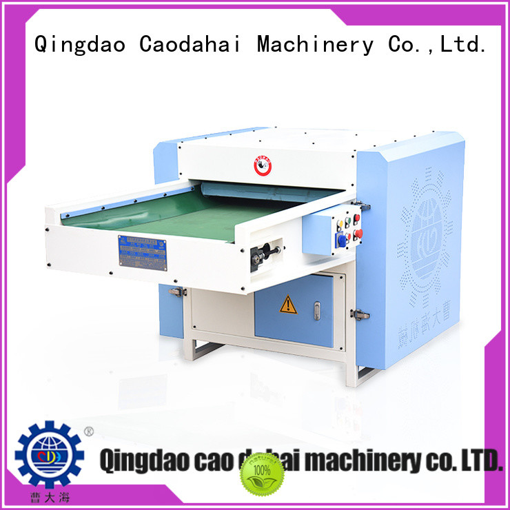Caodahai approved polyester fiber opening machine with good price for industrial