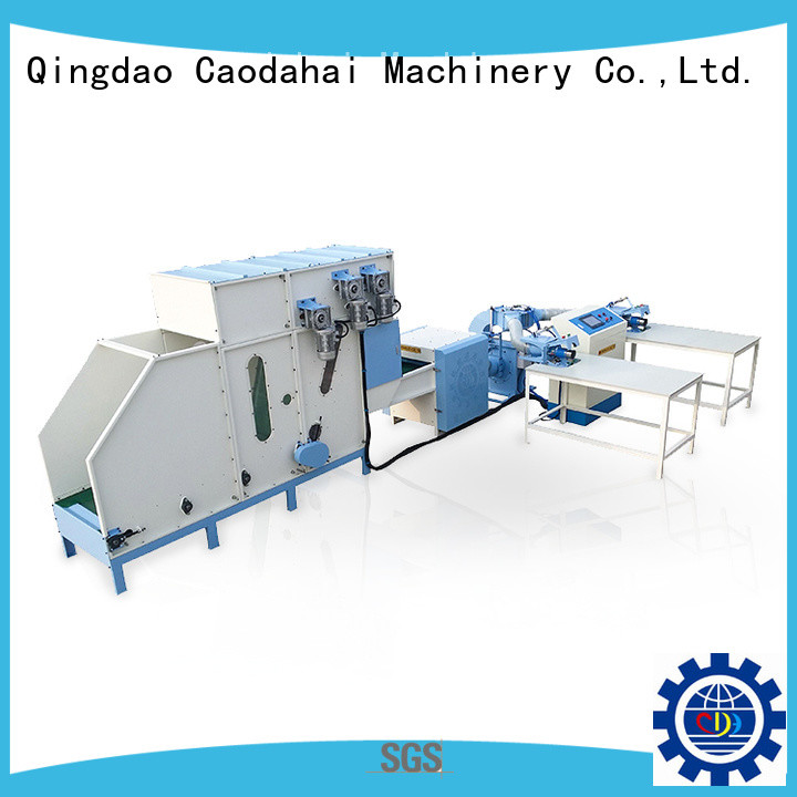 professional pillow stuffing machine factory price for business
