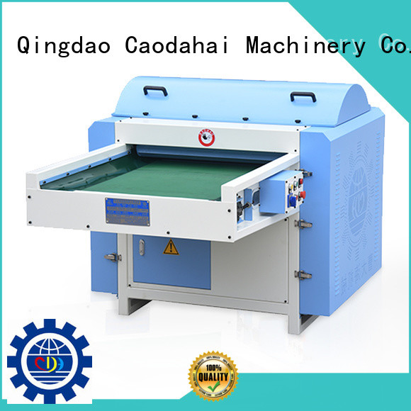 approved fiber carding machine with good price for manufacturing