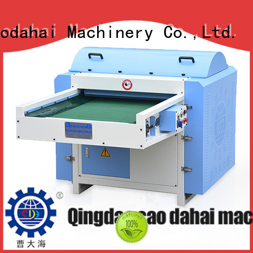 excellent polyester opening machine design for industrial