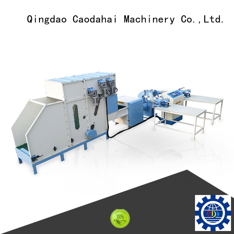 Caodahai stable automatic pillow filling machine personalized for plant
