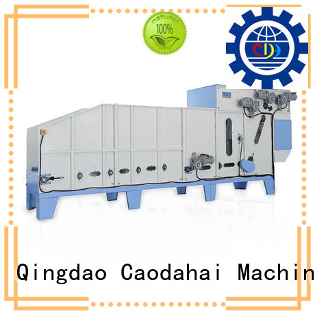 quality automatic bale opener customized for factory