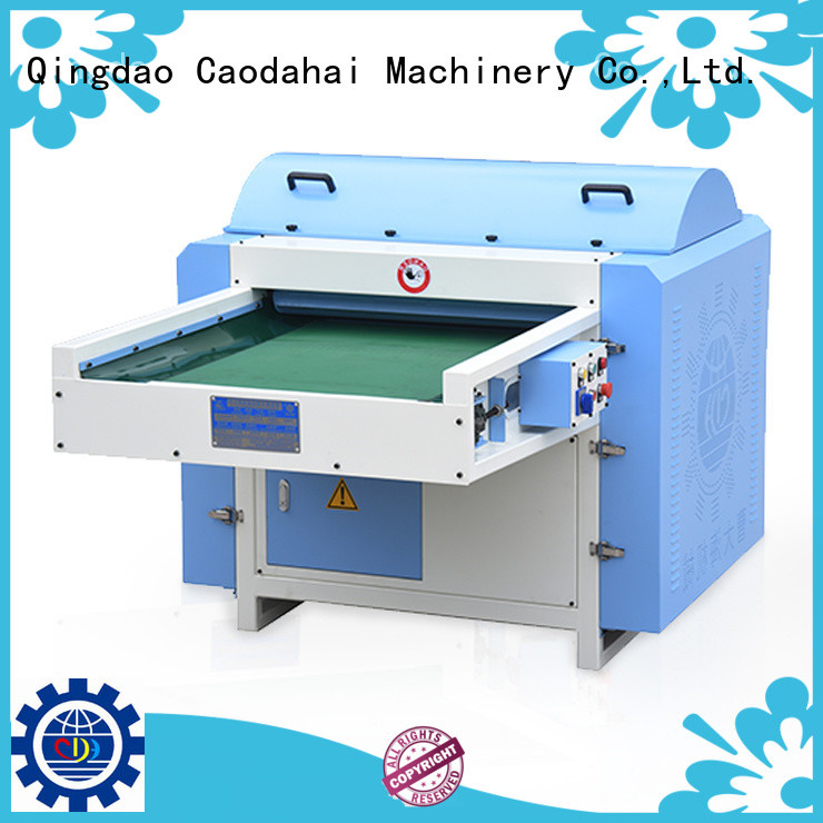 top quality polyester fiber opening machine with good price for industrial