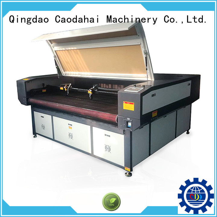Caodahai hot selling best cnc laser cutting machine for business