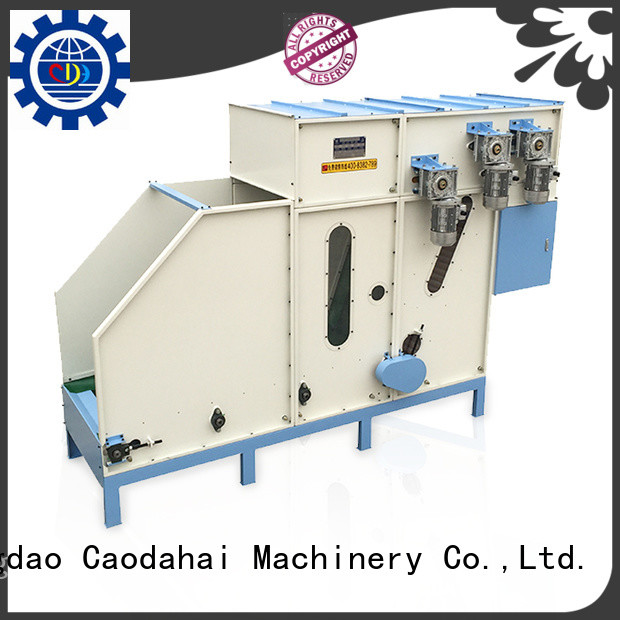 Caodahai bale breaker machine manufacturer for industrial