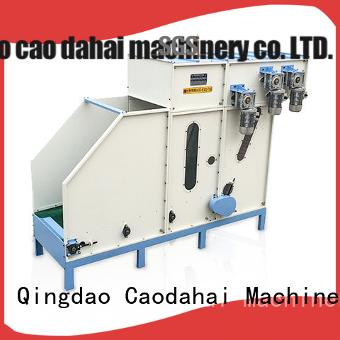Caodahai bale opening machine manufacturer for industrial