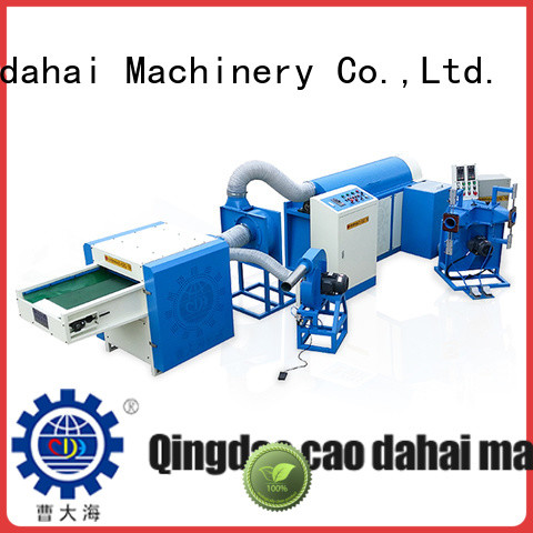 top quality ball fiber filling machine with good price for work shop