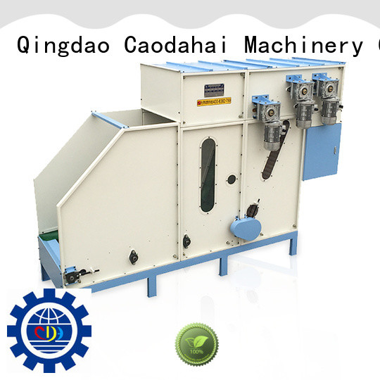 Caodahai practical bale opener machine directly sale for industrial