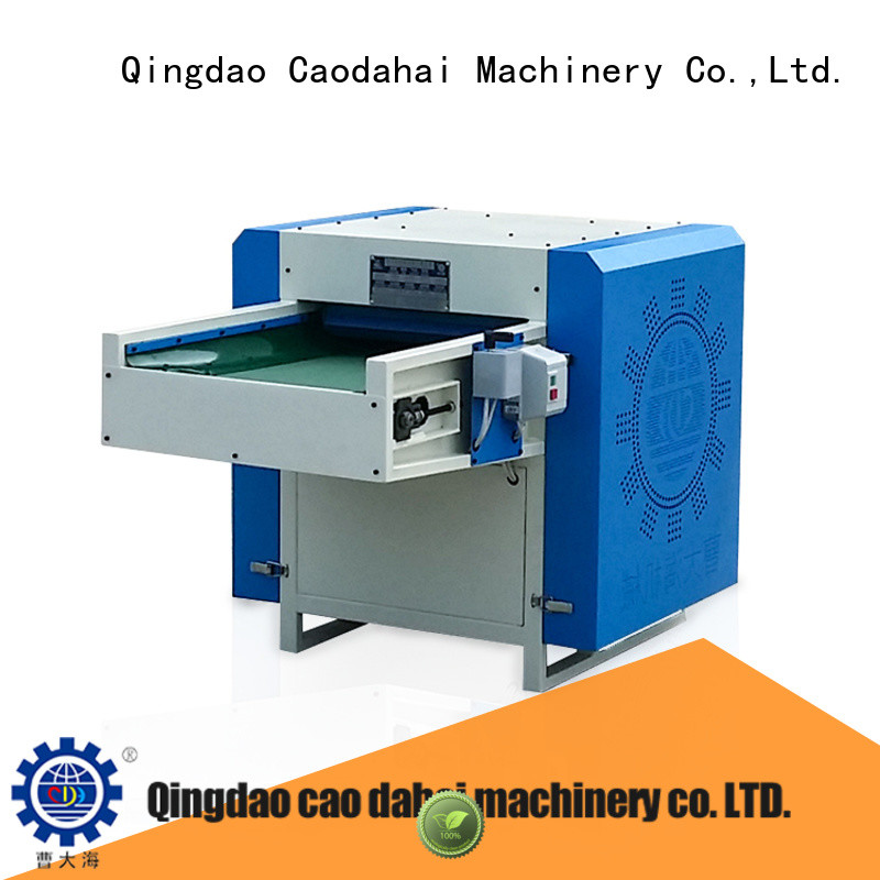 Caodahai fiber opening machine manufacturers with good price for commercial