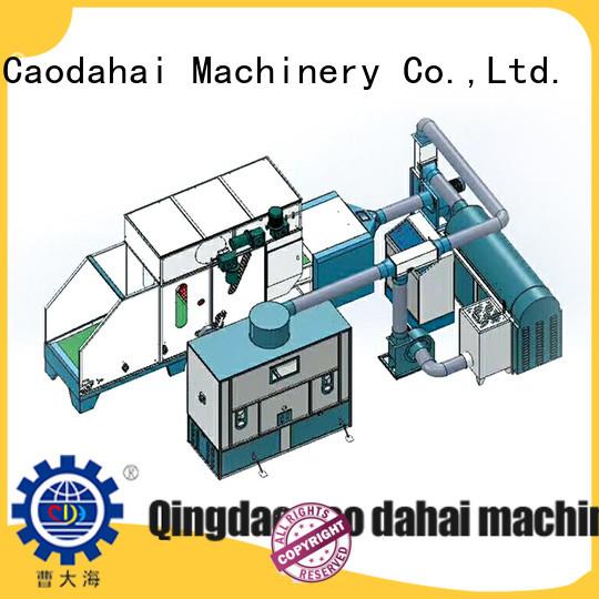 Caodahai top quality ball fiber machine design for production line