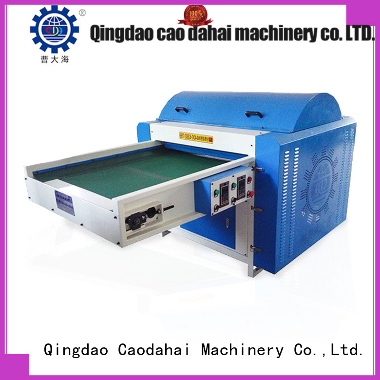 Caodahai top quality polyester fiber opening machine factory for industrial