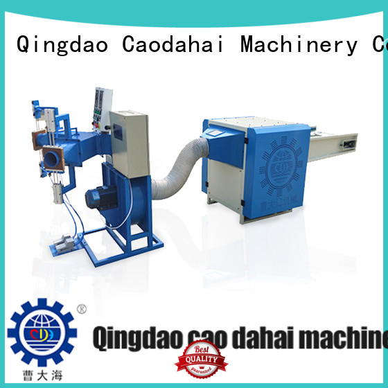 certificated fiber opening and pillow filling machine wholesale for plant