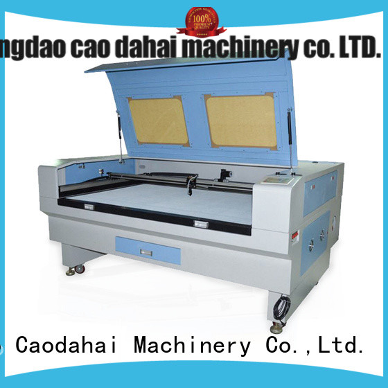Caodahai cnc laser cutting machine directly sale for work shop