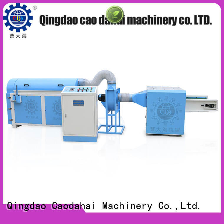 Caodahai ball fiber making machine factory for production line