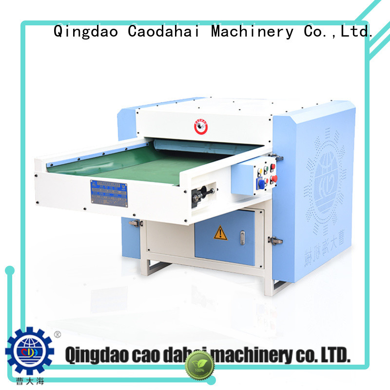 Caodahai polyester fiber opening machine factory for industrial