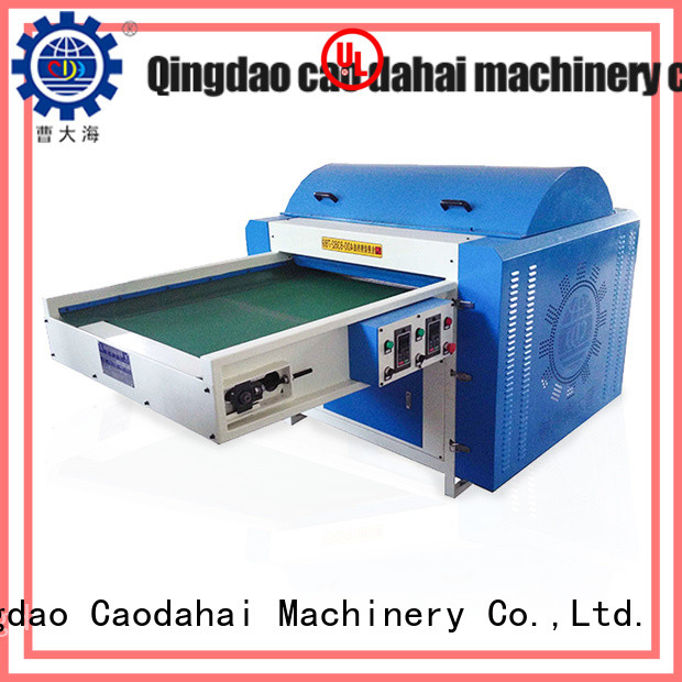 Caodahai excellent fiber carding machine with good price for commercial