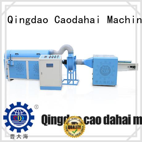 Caodahai fiber ball pillow filling machine factory for business