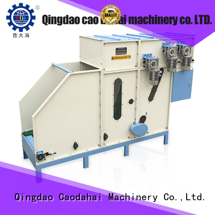 Caodahai bale opening and feeding machine series for factory