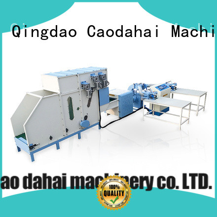 Caodahai professional fiber opening and pillow filling machine personalized for plant