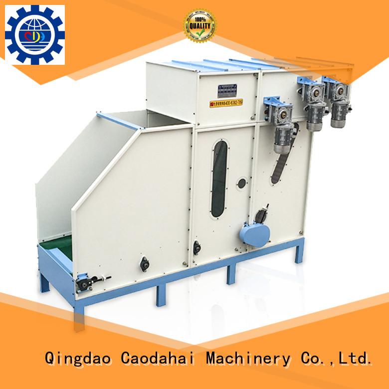 Caodahai bale opener machine manufacturer for factory