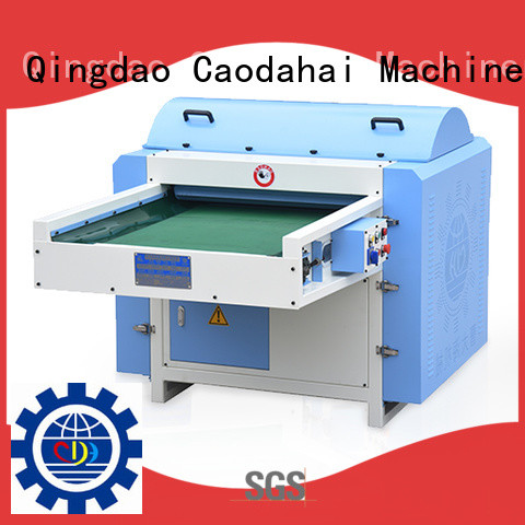 top quality polyester fiber opening machine factory for commercial
