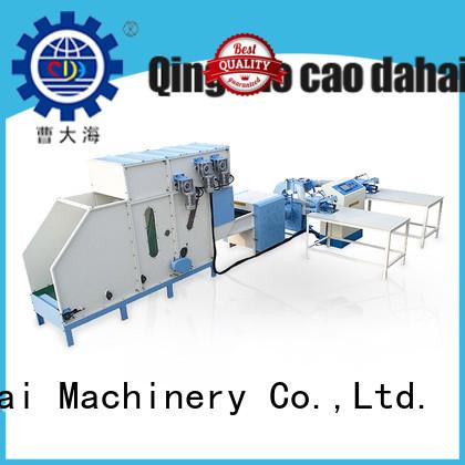 Caodahai automatic pillow filling machine supplier for production line