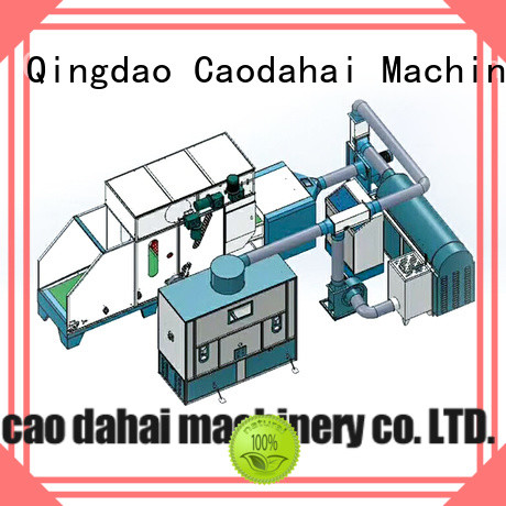 Caodahai cost-effective ball fiber pillow filling machine for plant