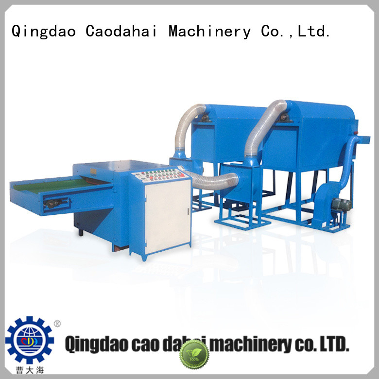 Caodahai excellent fiber ball machine with good price for plant