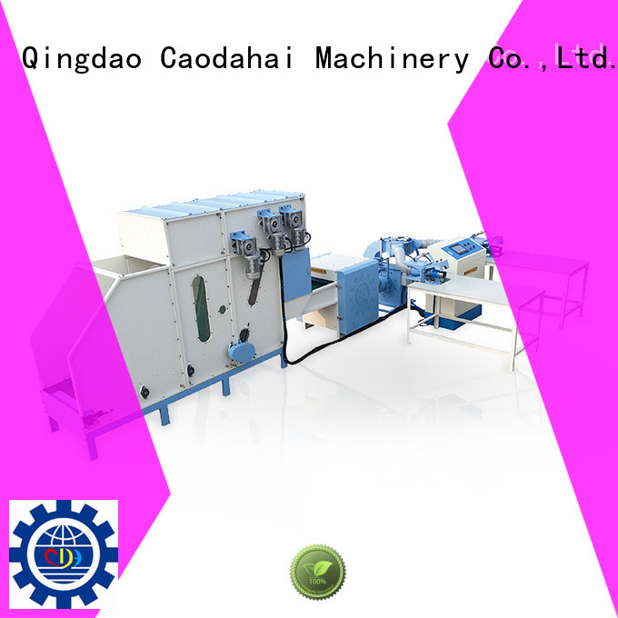 Caodahai pillow manufacturing machine factory price for production line