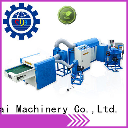 top quality fiber ball pillow filling machine with good price for work shop