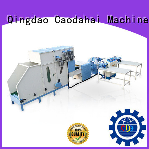 Caodahai sturdy pillow filling machine uk for production line