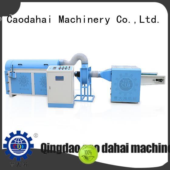 Caodahai ball fiber stuffing machine inquire now for plant