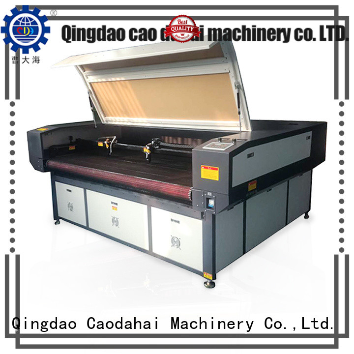 Caodahai laser machine from China for plant