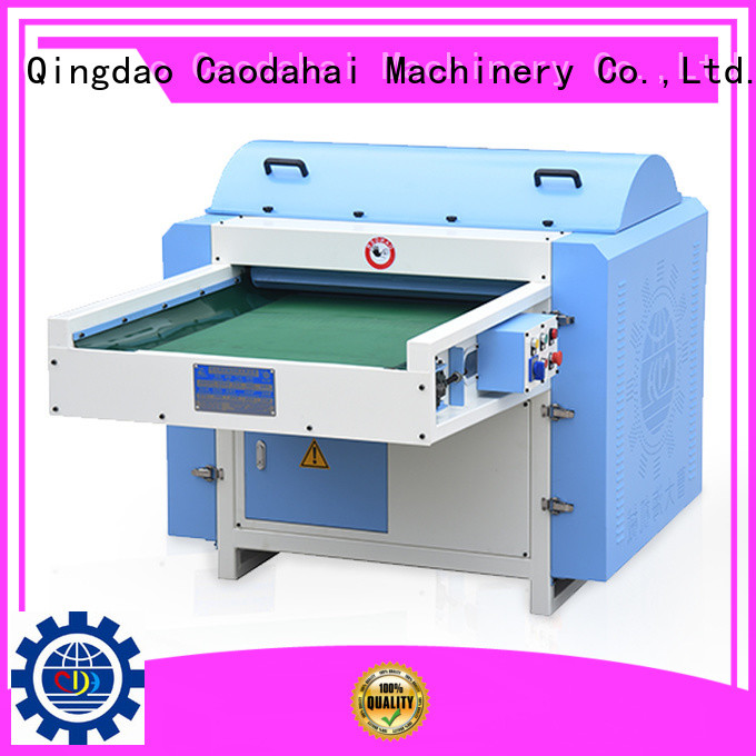 Caodahai cotton opening machine design for commercial