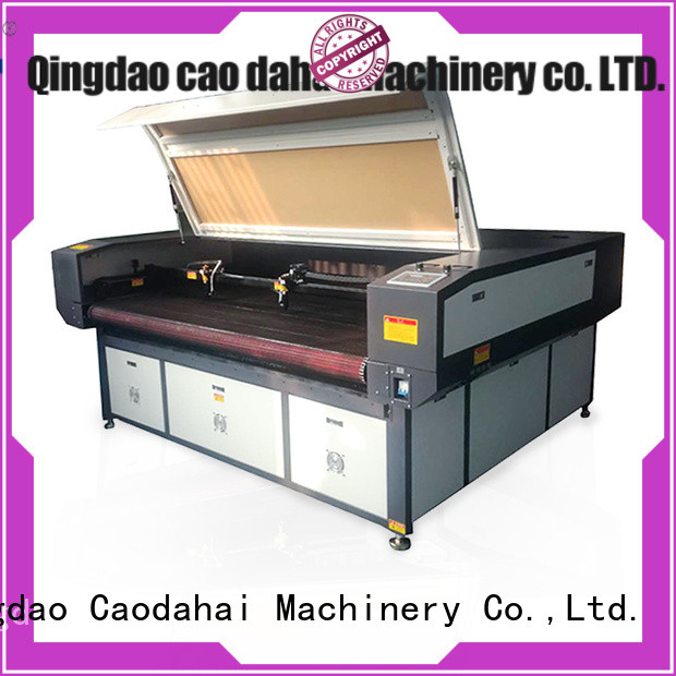 Caodahai laser cutting machine series for plant