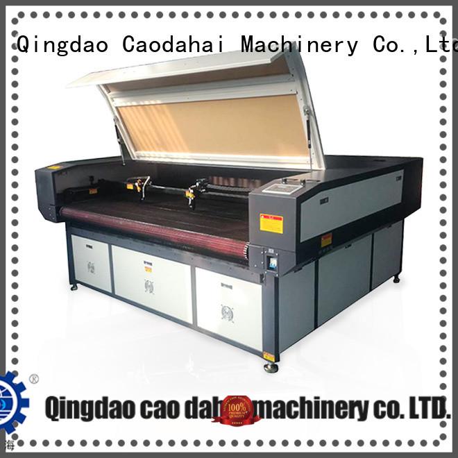 Caodahai fabric laser cutting machine manufacturer for business