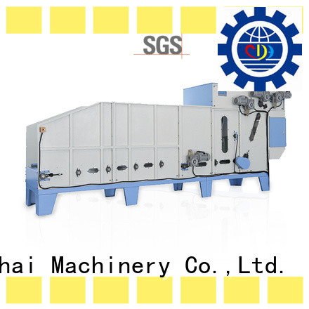 Caodahai hot selling bale opener machine manufacturer for commercial